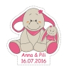 STICKER P.ANNA & PILI 40PCS PN