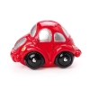 4x VOITURE BEETLE TIRELIRE ROUGE/BLEU 2ASS PN