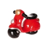 2x VESPA TIRELIRE ROUGE