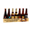 """12x CAGEOT RECT. NATUREL + IMP.""""TWO BEERS OR NOT TWO BEERS THAT S THE QUESTION  45X7,5H6CM"""
